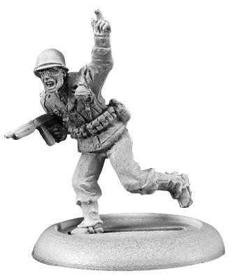 Chronoscope Modern Miniatures: Nco Wally Clark Box Front