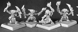 Pathfinder: Goblin Pyros (4) Box Front