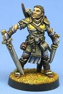 Pathfinder: Valeros Male Iconic Fighter (version 2) Box Front