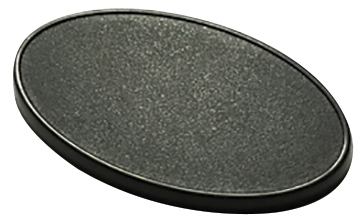Reaper Base Boss: 60mm X 35mm Oval Gaming Base (10) Box Front