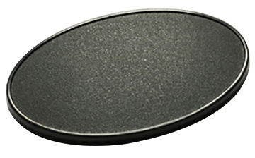 Reaper Base Boss: 75mm X 46mm Oval Gaming Base (10) Box Front