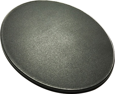Reaper Base Boss: 120mm X 92mm Oval Gaming Base (4) Box Front