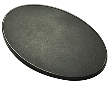 Reaper Base Boss: 70mm X 25mm Oval Gaming Base (10) Box Front