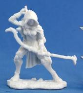 Dark Heaven: Bones Callie Female Rogue Box Front