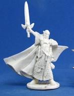 Dark Heaven: Bones Turanil Male Elf Paladin Box Front