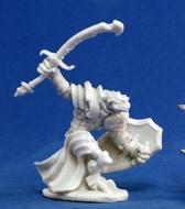 Dark Heaven: Bones Dragonman Warrior Box Front