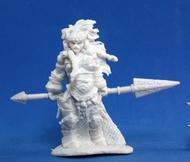 Dark Heaven: Bones Vanja Fire Giant Queen Box Front