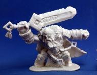 Dark Heaven: Bones Skorg Ironskull Fire Giant King Box Front