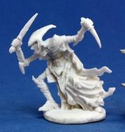 Dark Heaven: Bones Zalash Dark Elf Assassin Box Front