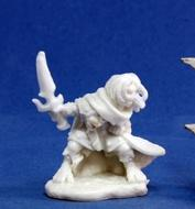 Dark Heaven: Bones Hellakin Goregutter Halfling Rogue Box Front