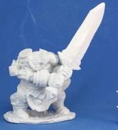 Dark Heaven: Bones Fire Giant Bodyguard Box Front
