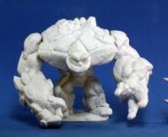 Dark Heaven: Bones Large Earth Elemental Box Front