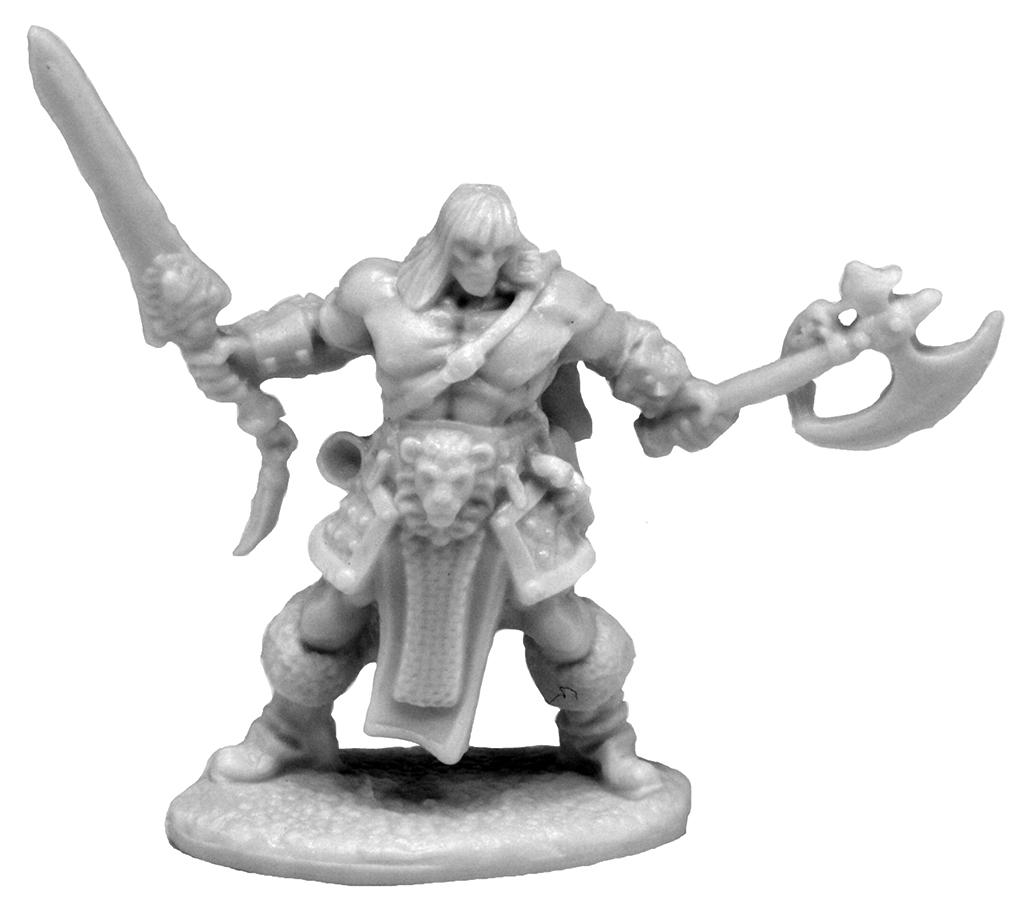 Dark Heaven: Bones Bregan, Valkyrie Box Front