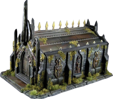 Dark Heaven: Bones Obsidian Crypt (boxed Set) Box Front