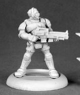 Chronoscope: Bones Garvin Markus Nova Corp Hero Box Front