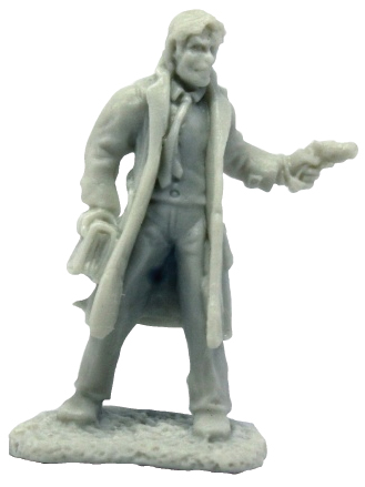 Savage Worlds: Deadland Noir Occult Detective Box Front