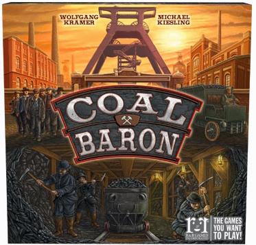 Coal Baron Box Front