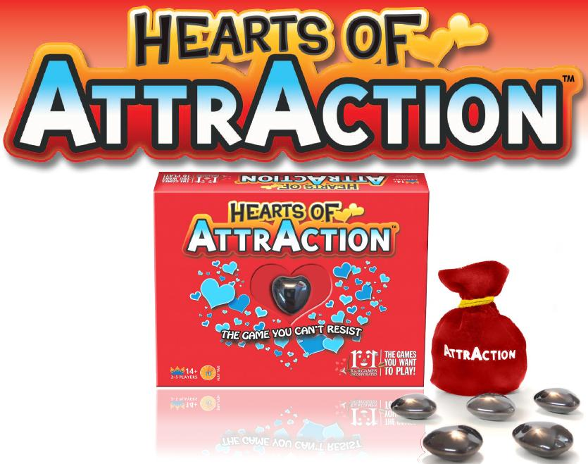 Hearts Of Attraction Box Front