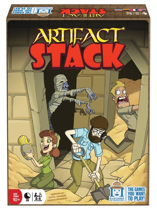 Artifact Stack Box Front