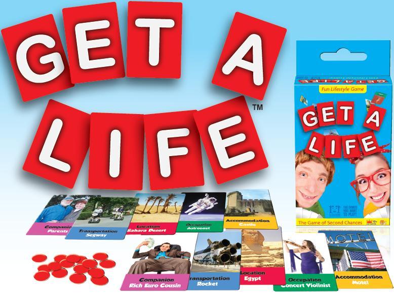 Get A Life Box Front