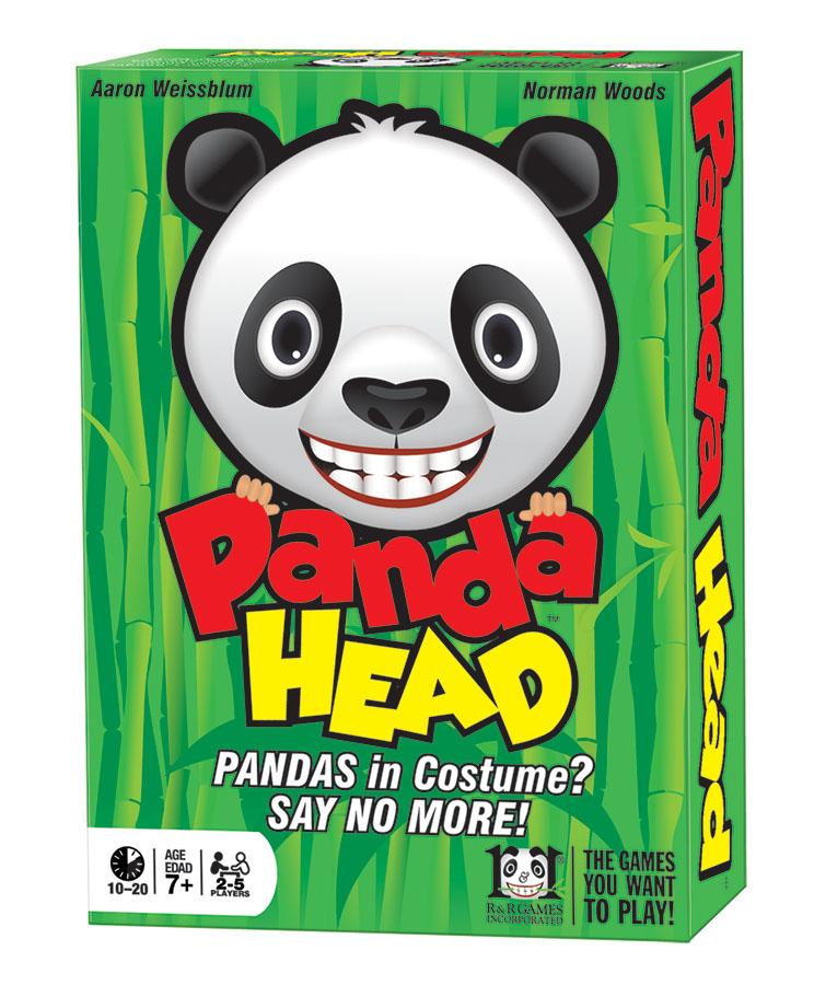 Panda Head Box Front