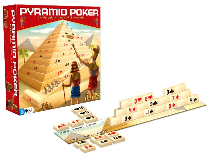 Pyramid Poker Box Front