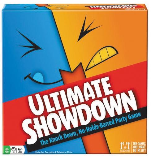 Ultimate Showdown Box Front