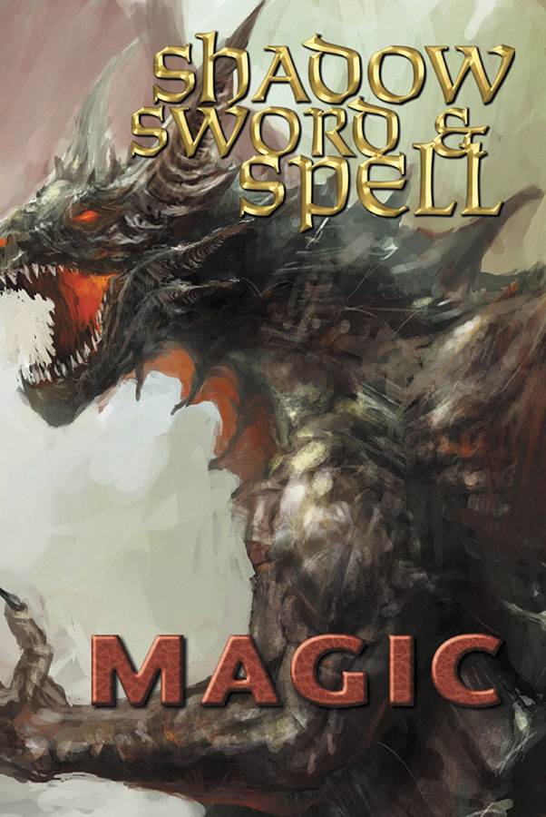 Shadow, Sword & Spell: Magic Box Front