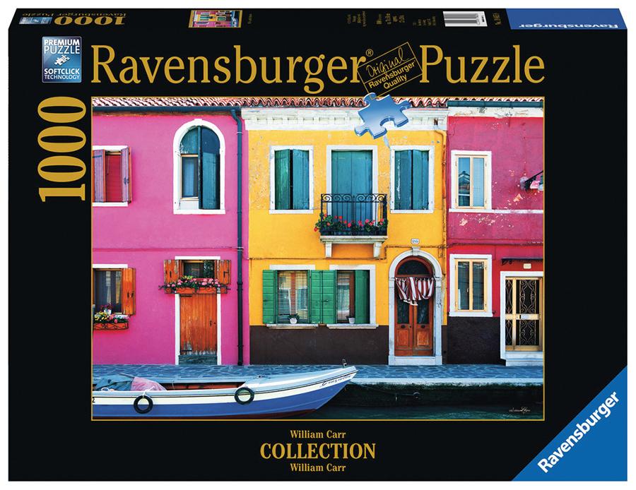 185 Graziella Burano Puzzle Box Front