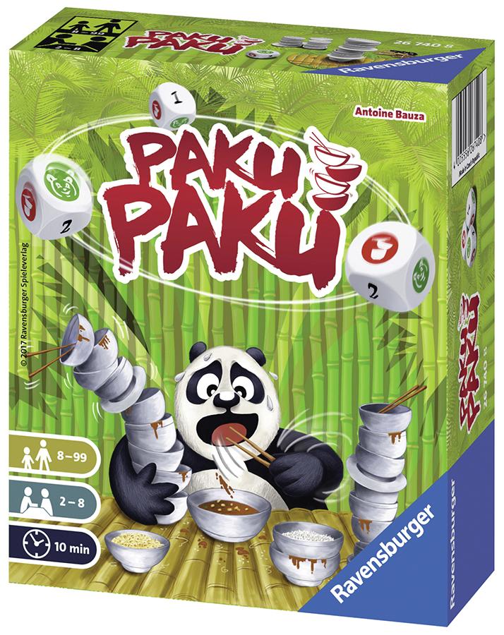 Paku Paku Box Front