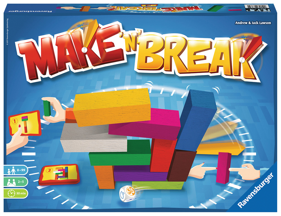 Make `n` Break Box Front