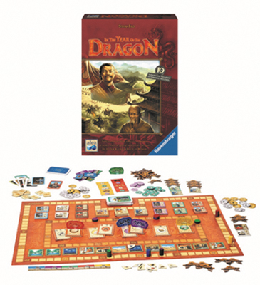 In The Year Of The Dragon 10th Anniversary Edition Box Front