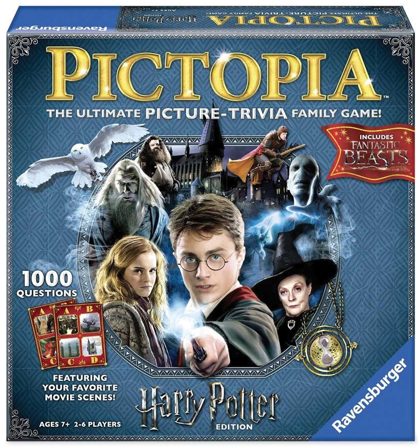 Pictopia: Harry Potter Edition Box Front