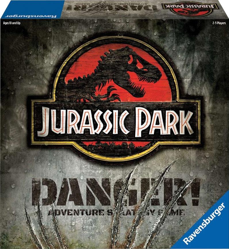 Jurassic Park Danger! Game Game Box