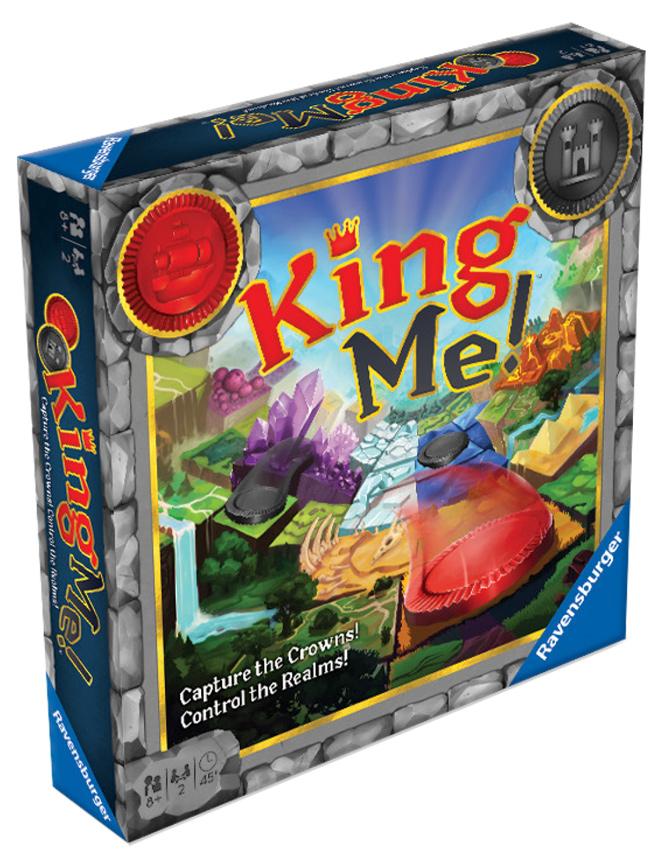 King Me! Game Box