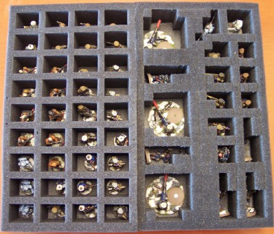 Armytransport 2 Inch Hybrid Tray Box Front