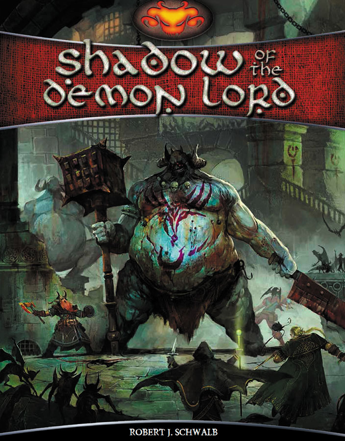 Shadow Of The Demon Lord Rpg Box Front
