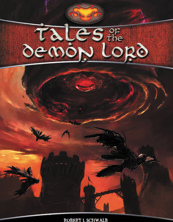 Shadow Of The Demon Lord Rpg: Tales Of The Demon Lord Box Front