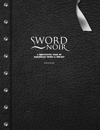 Sword Noir Rpg Box Front