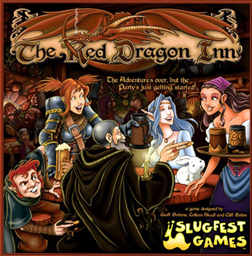 Red Dragon Inn Box Front