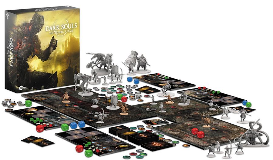 Dark Souls Box Front