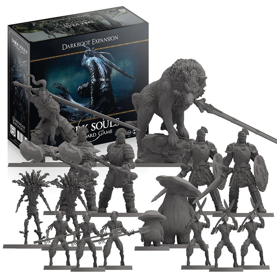 Dark Souls: Darkroot Expansion Box Front