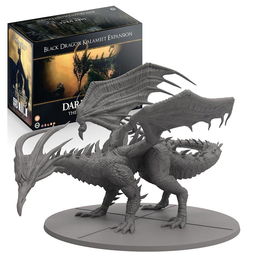 Dark Souls: Black Dragon Kalameet Expansion Box Front