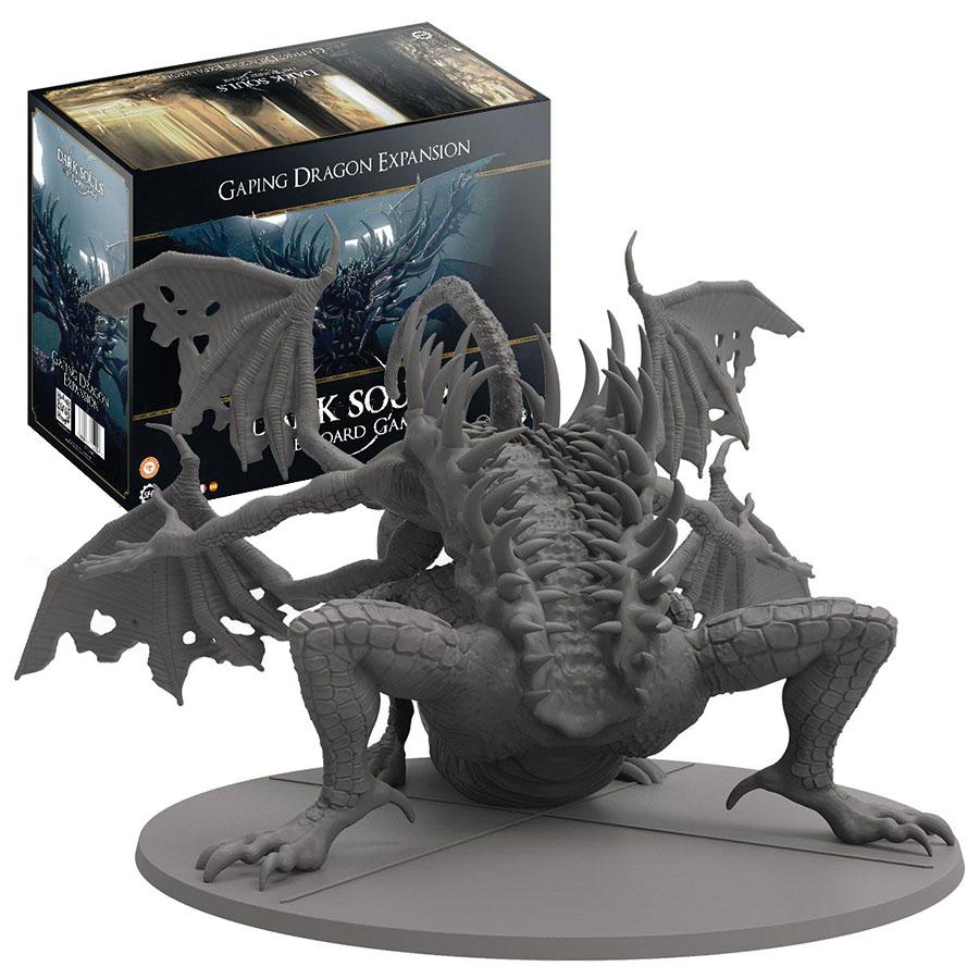 Dark Souls: Gaping Dragon Expansion Game Box