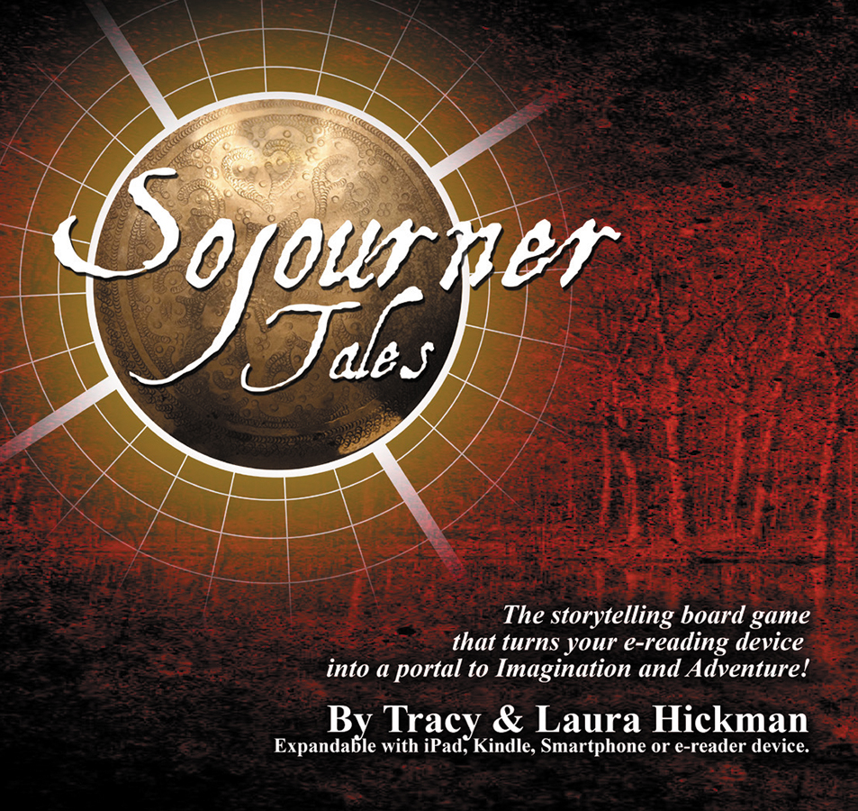 Sojourner Tales Box Front