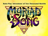 Myriad Song Box Front