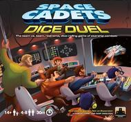 Space Cadets: Dice Duel Box Front