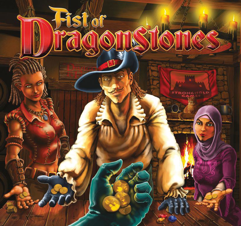 Fist Of Dragonstones 2nd Edition Box Front