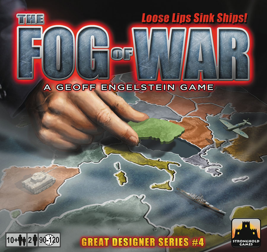 The Fog Of War Box Front