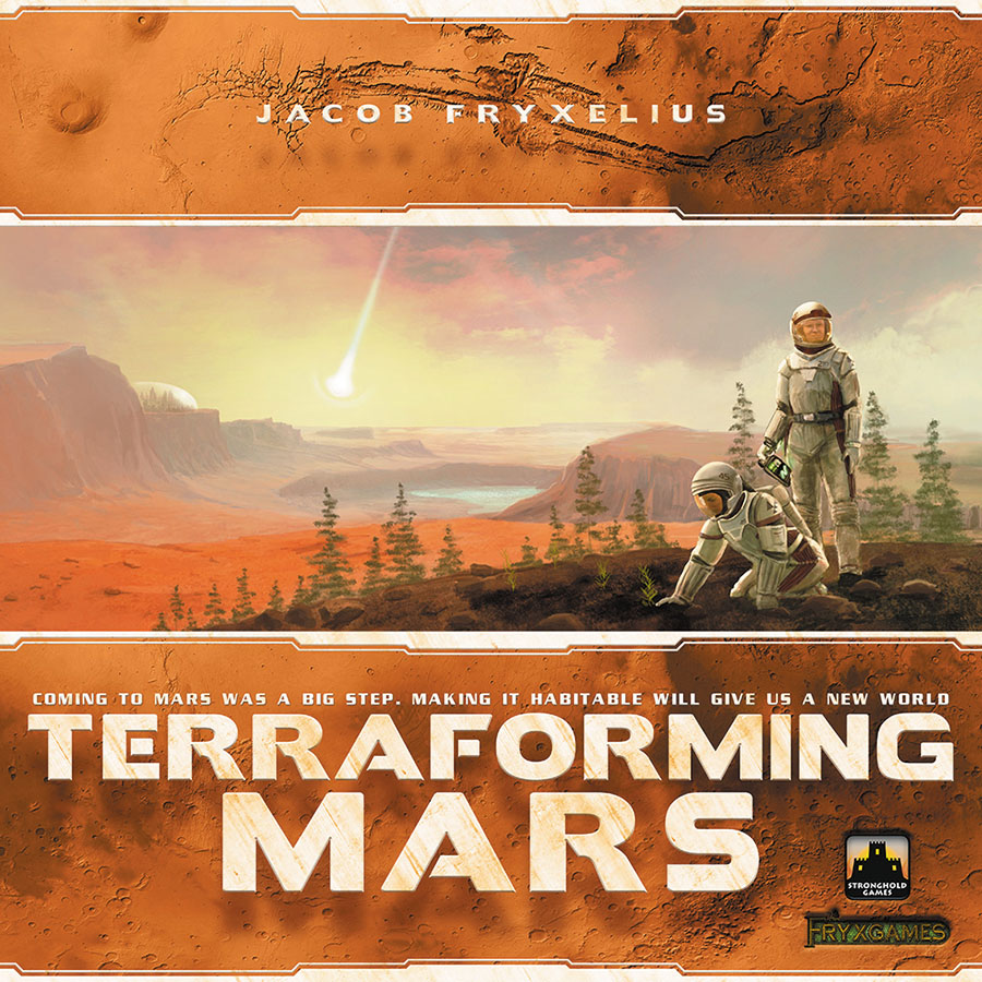Terraforming Mars Box Front